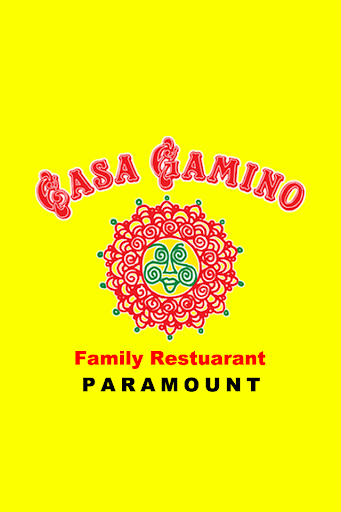 Casa Gamino Mexican Food