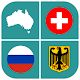 Geography Quiz - flags, maps & coats of arms Android apk