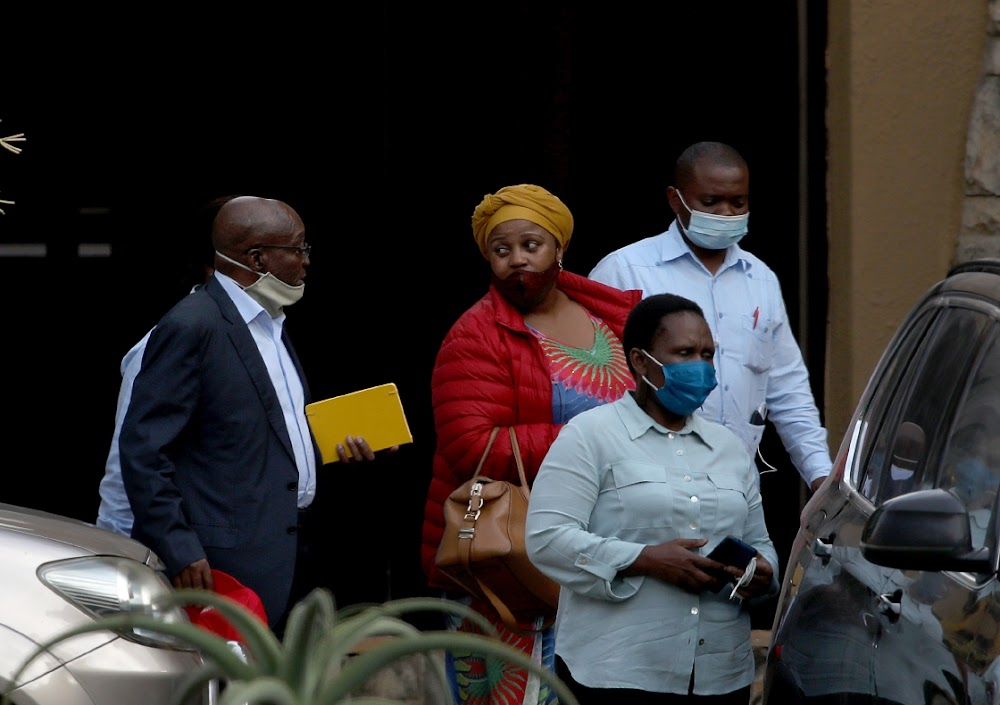 IN PICS | Medical parolee Jacob Zuma spotted in Durban casino