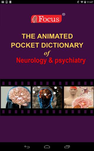 Neurology Psychiatry - Dict