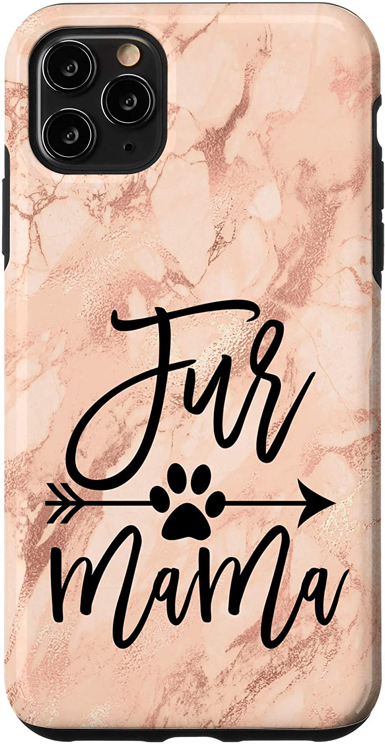 gifts for dogs fur mama phone case