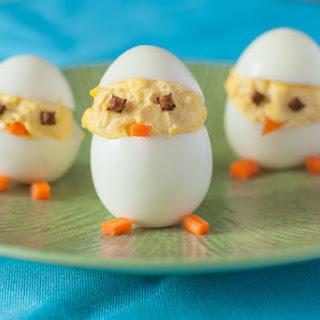 Boiled Egg Animals.