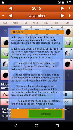 Biodynamic Lunar Calendar  screenshots 6