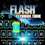 Flash Night Keyboard Theme Icon