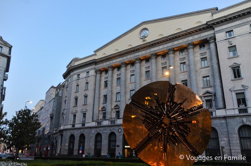 Milan Galeria Il grande Disco
