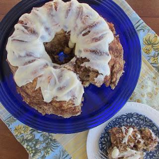 Apple Fritter Monkey Bread - Makeover