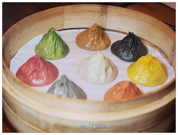 台北信義。樂天皇朝-信義微風︱多樣風味八色小籠湯包 + 2018年全新菜色