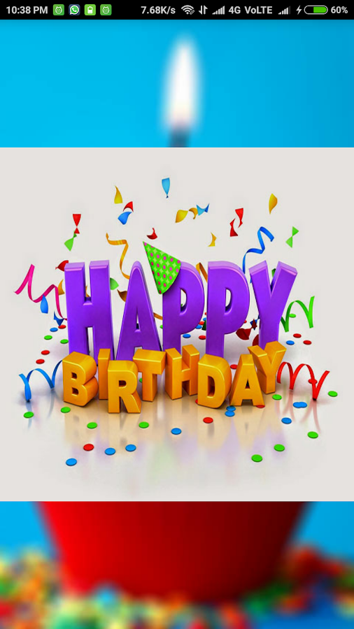 Happy Birthday Greetings Wishes Android Apps On Google Play Happy 38 Birthday Wishes