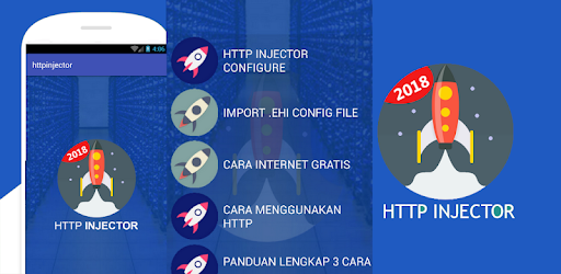 config http injector 2018 app (apk) free download for
