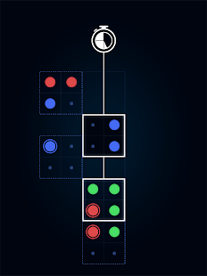 Quaddro 2 - Intelligent Puzzle Screenshot