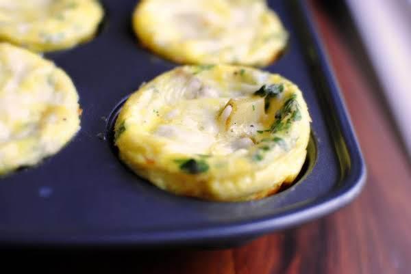 Potato Egg Muffin Cups Recipe