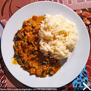 Jankos Süßkartoffel-Curry