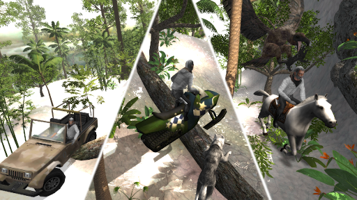 Ice Age Hunter: Online Evolution apktram screenshots 8