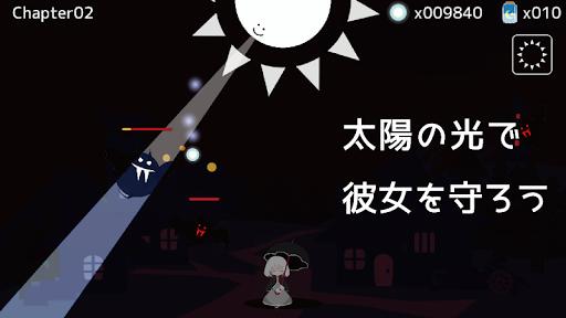 Girl x Sun - Terasene - Tower defence & Novel game apktram screenshots 7