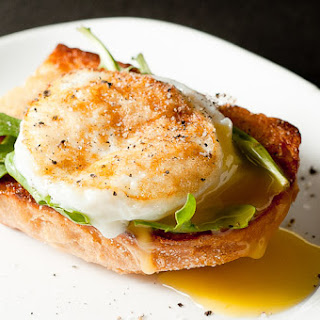 The Easiest Poached Egg.