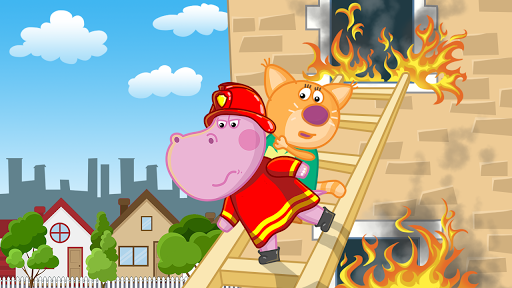 Fireman for kids apktram screenshots 17
