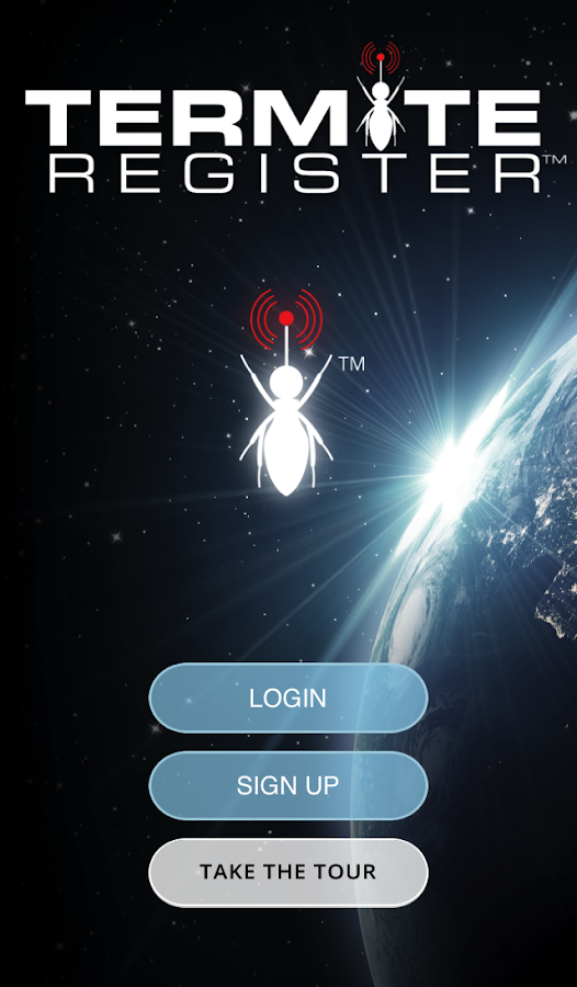 Termite Register- screenshot