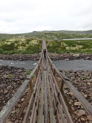 Unstable bridge number 5, Geitvassdalen