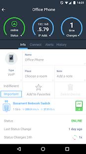 Domotz PRO Network Monitoring - náhled