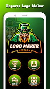 Logo Esport Maker   Create Gaming Logo Maker (MOD, Ad-Free) v1.7 1