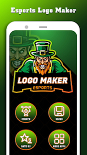 Logo Esport Maker | Create Gaming Logo Maker Capture d'écran