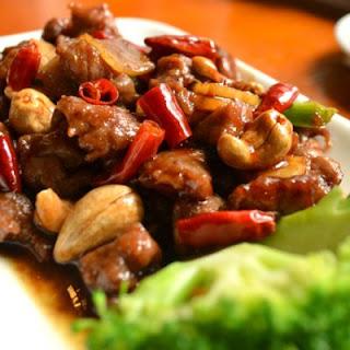 Copycat Mongolian Beef