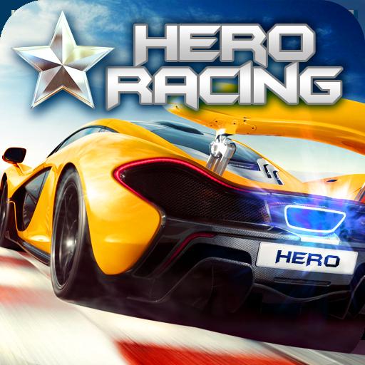 超級英雄賽車聯盟 賽車遊戲 App LOGO-APP試玩