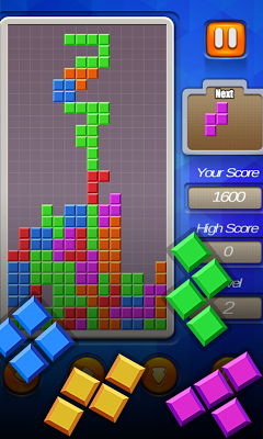 Brick - Battle Block - screenshot