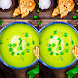 間違い探し - 違いゲームを見つける - おいしい食べ物 HD の写真