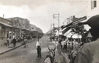 Photo: Karşıyaka Çarşısı 1930'lar...