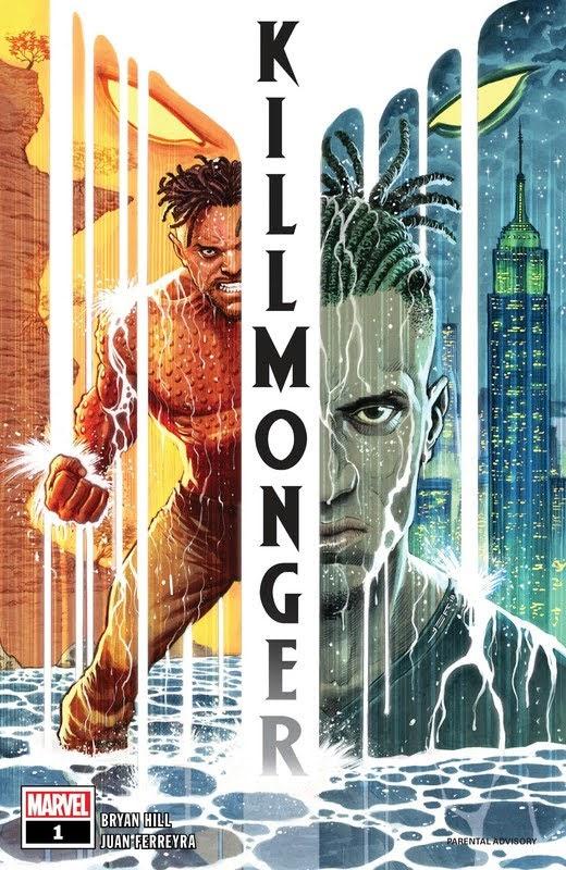 Killmonger (2019) - complete