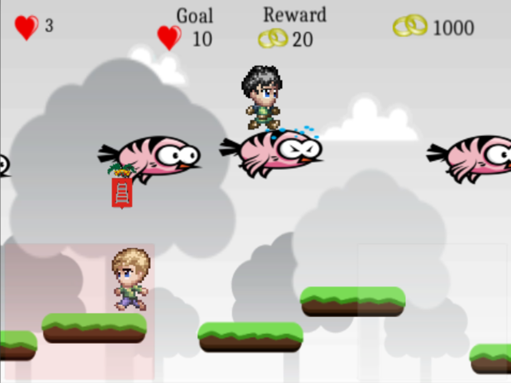 Romeo and Juliet: Run Run!- screenshot