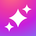 GLAM - Live video chat icon