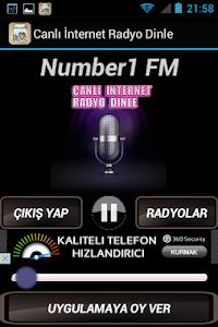 Canlı İnternet Radyo Dinle screenshot 3