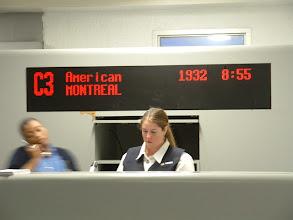 Photo: La info del vuelo