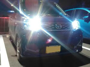 ムーヴ LA160S 平成27年色 Xグレード 4WD スマートアシスト無しのカスタム事例画像 ハイキュー!! ビビリーズ親方舎弟さんの2020年10月31日02:24の投稿