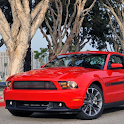 Wallpapers Ford Mustang GT icon