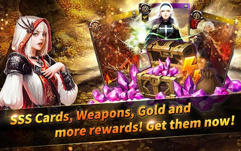 MonsterCry Eternal – Card Battle RPG Mod Apk Download For Android 4