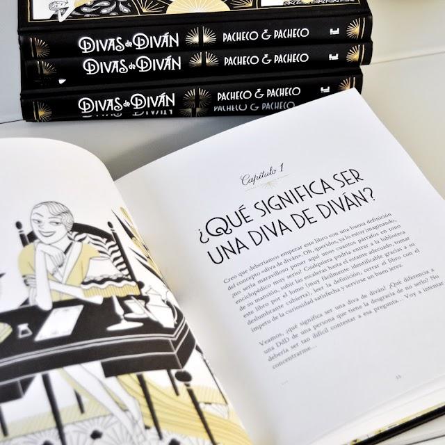 Ejemplar de 'Divas de diván', volumen que acaban de publicar con el sello ¡Caramba! de la editorial Astiberri.
