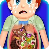 Tummy Surgery Simulator