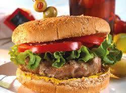 Homemade Turkey Burgers Recipe