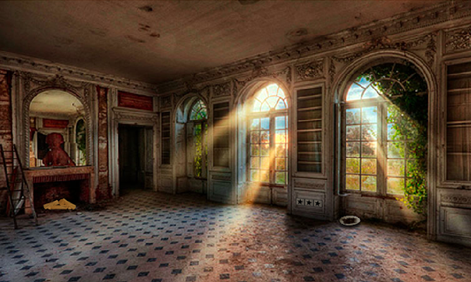Escape Games - Deserted Manor - screenshot