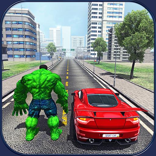 Grand Monster Superhero Vegas Crime City Battle