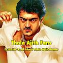 Thala Ajith Fans icon