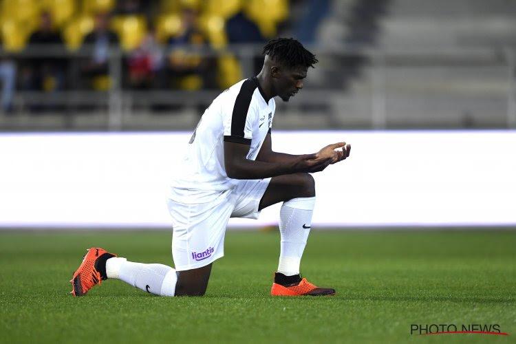 """Rocky Bushiri : """"Si nouscontinuonscomme cela, nous encaisseronspeu de buts"""""""