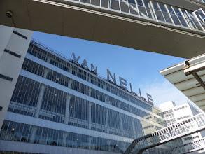 Photo: 29 0oktober 2016 CREO Rotterdam / Delft, Van Nelle fabriek: Doorkijkje