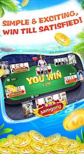 Samgong Sakong - free samgong game for indonesia 1.7.0 screenshots 2