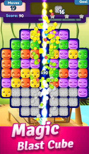 Bubble Breaker: Chemix Magical Mystery 2.212.73415 screenshots 2
