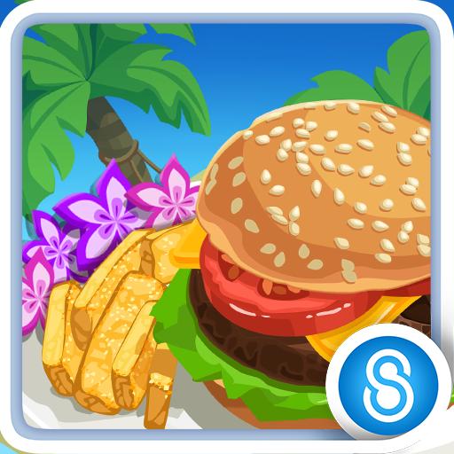 Restaurant Story: Tropic Bliss Icon