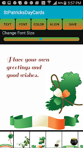 Free St. Patrick's Day eCards screenshot 7